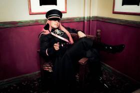 Megurine Luka from Vocaloid 2 worn by Makineko