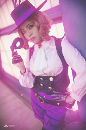 Okumura Haru from Persona 5 worn by xXSnowFrostXx