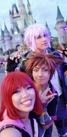 Kairi from Kingdom Hearts 3 worn by xXSnowFrostXx