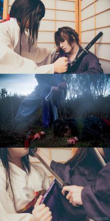 Tomoe Yukishiro from Rurouni Kenshin worn by xXSnowFrostXx