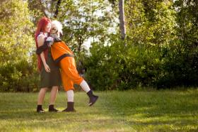 Kushina Uzumaki from Naruto Shippūden worn by xXSnowFrostXx