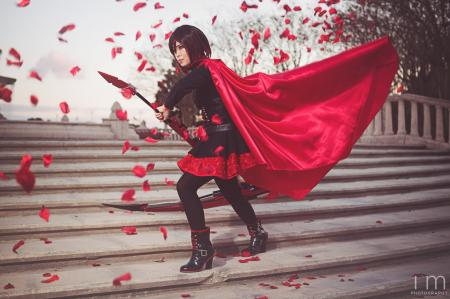 Ruby from RWBY