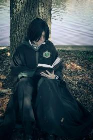 Severus Snape from Harry Potter worn by Hotjam