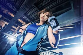 Asuka Kazama from Tekken 6