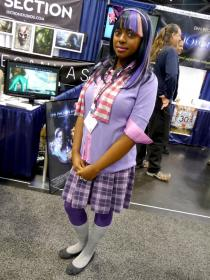 Twilight Sparkle from My Little Pony Friendship is Magic worn by Omega Kitten