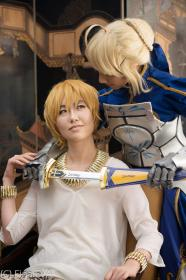 Gilgamesh from Fate/Zero worn by Chika