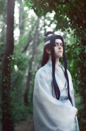 Lan Wangji from Mo Dao Zu Shi