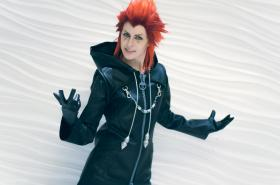 Axel from Kingdom Hearts 2 worn by Shinjaninja