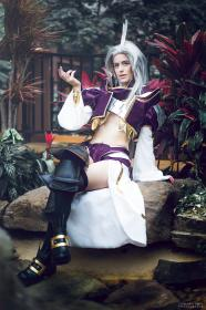 Kuja from Final Fantasy IX worn by Shinjaninja