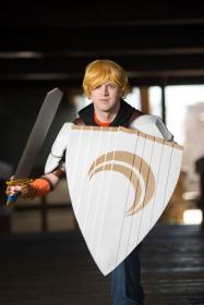 Jaune Arc from RWBY