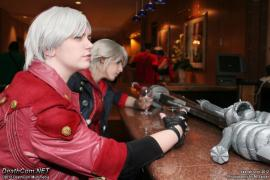 Dante from Devil May Cry 4 worn by EME