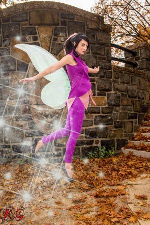 Vidia from Disney Fairies