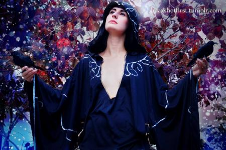 Nocturnal from Elder Scrolls V: Skyrim worn by Hikaru2322