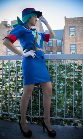 Officer Jenny from Pokemon worn by Fushicho