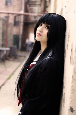 Enma Ai (Jigoku Shoujo)  by Fushicho