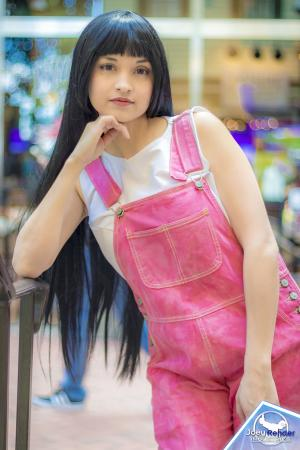 Rei Hino from Sailor Moon worn by Fushicho