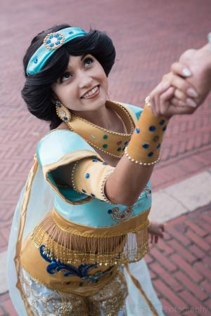 Jasmine from Aladdin by Fushicho