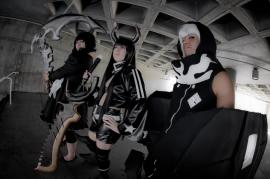 Dead Master from Black Rock Shooter worn by Era