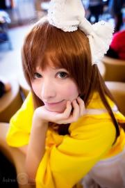 Mai Hagiwara from C-ute
