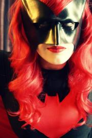 Batwoman from Batman worn by Alouette