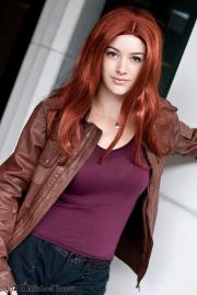 Amy Pond from Doctor Who worn by Alouette