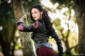 Asami Sato from Legend of Korra, The worn by Alouette