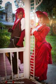 Madam Red from Black Butler worn by Alouette