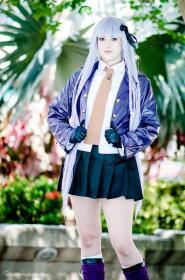 Kyoko Kirigiri from Dangan Ronpa worn by Alouette