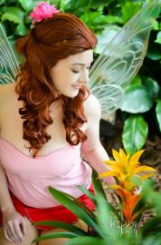 Rosetta from Disney Fairies worn by Alouette