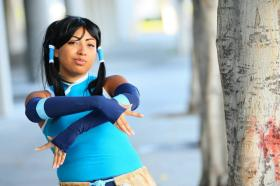 Korra from Legend of Korra, The worn by Bri-chii Cosplay