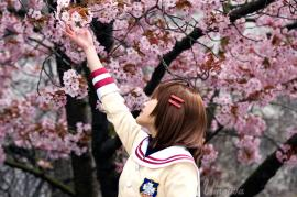 Furukawa Nagisa from Clannad worn by PlumTea