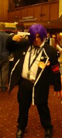 Main Character from Persona 3 worn by Jeimi