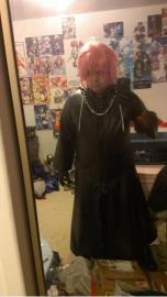 Marluxia from Kingdom Hearts: Chain of Memories worn by Jeimi