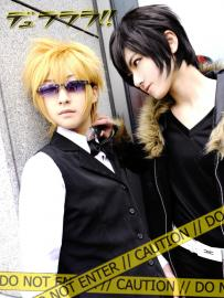 Shizuo Heiwajima from Durarara!! worn by Lighting