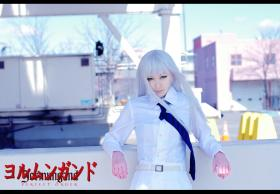 Koko Hekmatyar from Jormungand worn by Lighting