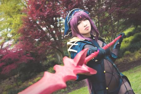 Scathach from Fate/Grand Order worn by Rennai