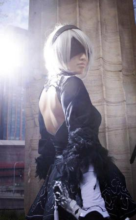 YoRHa No. 2 Model B / 2B from NieR: Automata