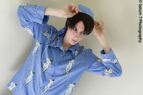 Levi from Attack on Titan worn by Moe