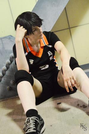 Kageyama Tobio from Haikyuu!! by Moe