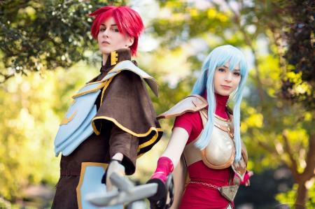 Seth from Fire Emblem: Sacred Stones by Moe