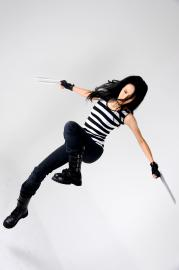 X-23 from Marvel vs Capcom 3 worn by Angelus