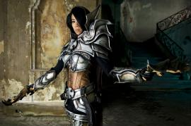 Demon Hunter from Diablo III worn by Angelus
