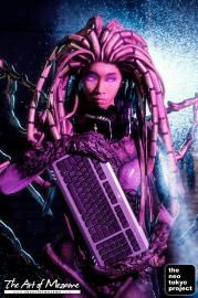 Kerrigan from Starcraft II worn by Angelus