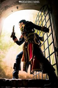 Shay Patrick Cormac from Assassin's Creed: Rogue