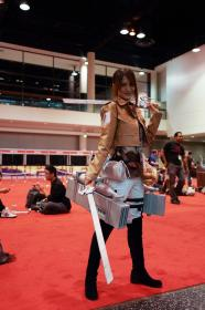 Sasha Braus from Attack on Titan worn by Yingjun