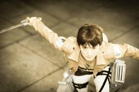 Eren Yeager from Attack on Titan worn by Yingjun