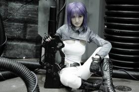 Motoko Kusanagi from Ghost in the Shell S.A.C worn by Yingjun