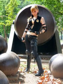 Sonya Blade from Mortal Kombat 2011 worn by Zadra