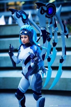 Kerrigan from Heroes of the Storm worn by Zadra