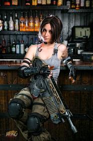 Trishka Novak from Bulletstorm worn by Zadra